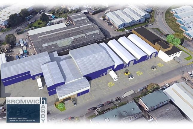 Thumbnail Warehouse for sale in Leamington Central, Sydenham Industrial Estate, Caswell Road, Leamington Spa, Warwickshire