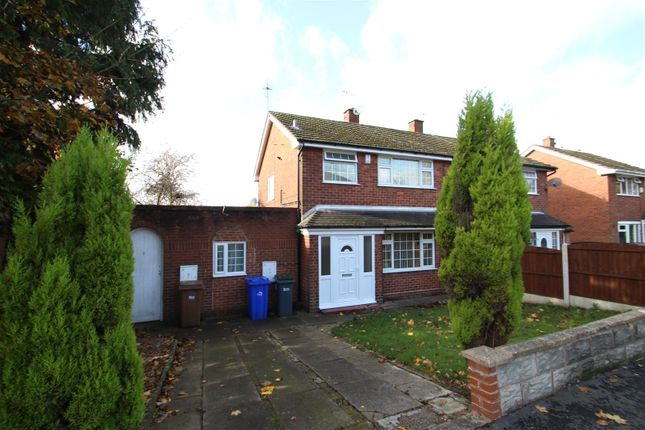 Thumbnail Semi-detached house to rent in Ramage Grove, Lightwood, Stoke-On-Trent