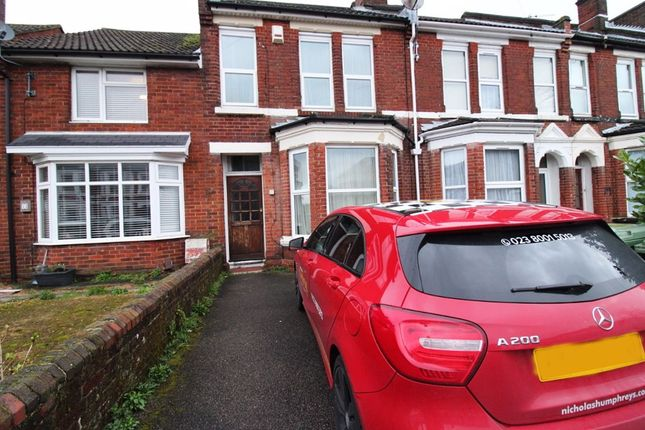 Thumbnail Shared accommodation to rent in Stafford Road, Shirley