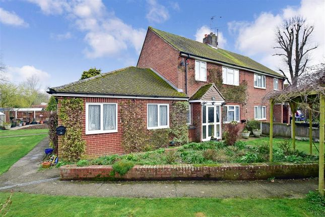 Thumbnail Semi-detached house for sale in The Grove, Barham, Canterbury, Kent