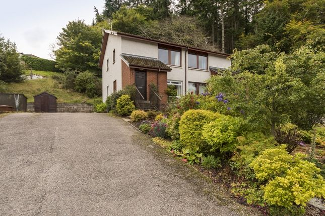 Thumbnail Flat for sale in Overton Avenue, Scorguie, Inverness, Highland