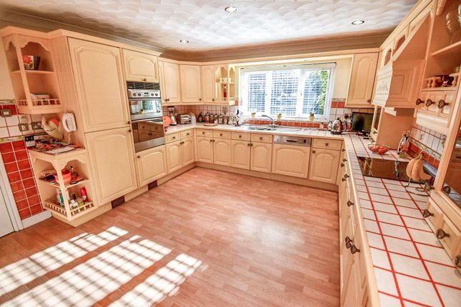 Kitchen of Lee Fold, Astley, Tyldesley, Manchester M29