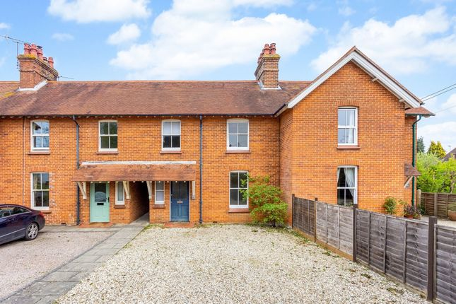 Thumbnail Terraced house to rent in Inkpen Road, Kintbury, Hungerford