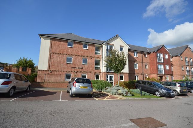 Thumbnail Flat for sale in Laurel Court, 24 Stanley Road, Cheriton, Folkestone