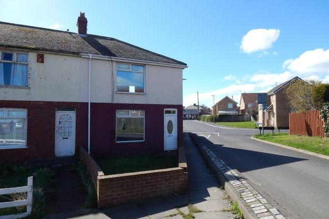 Thumbnail Terraced house to rent in Holmwood Avenue, Newbiggin By The Sea