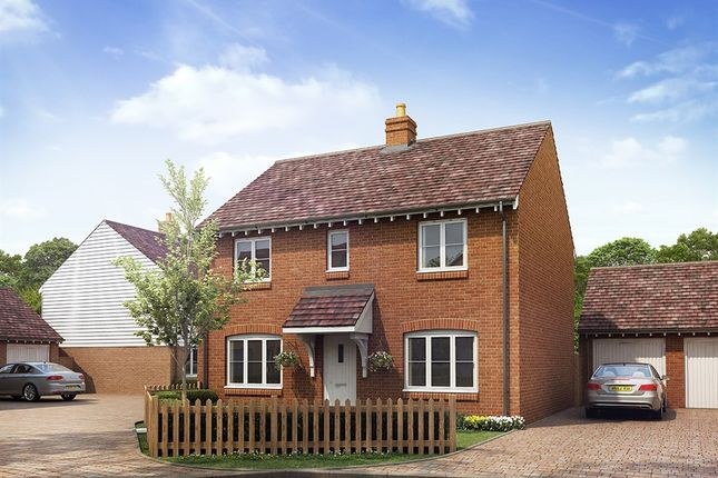 "Thumbnail Detached house for sale in ""The Chedworth"" at Station Road, Northiam, Rye"