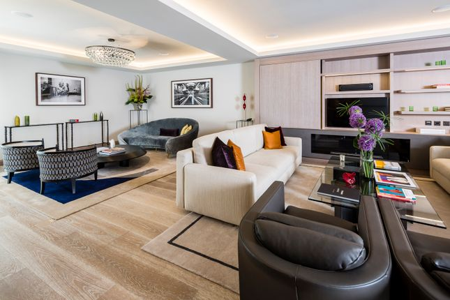 Thumbnail Flat for sale in 74-76 Chiltern Street, Marylebone, London