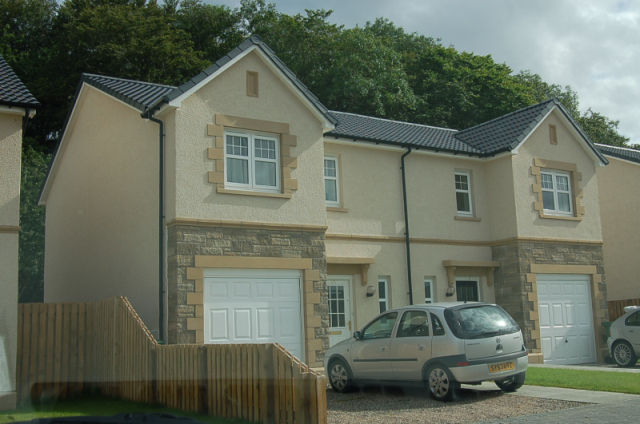 3 bedroom semi-detached house to rent in Culduthel Mains Gardens, Inverness