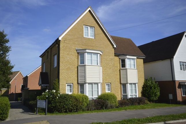 Thumbnail Detached house for sale in Hedgerows, Hoo, Rochester
