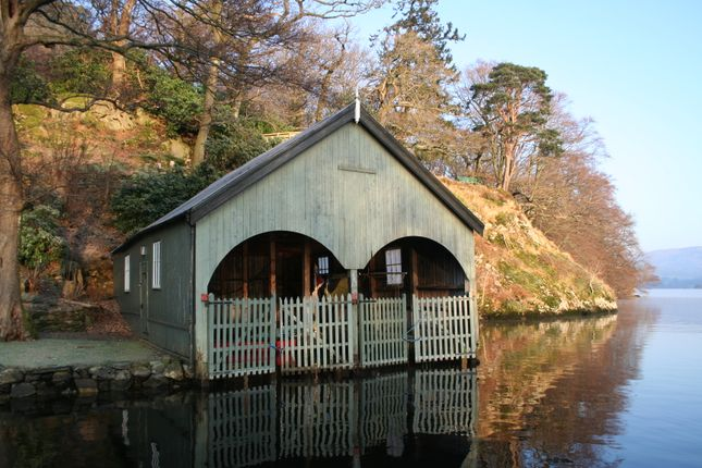 Thumbnail Property for sale in Wall Holm Boathouse, Glenridding, Ullswater