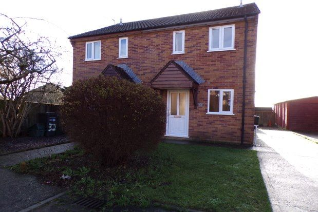 2 bed semi-detached house to rent in Derwent Way, Yeovil BA21
