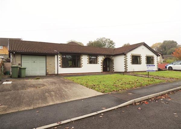 3 bed bungalow for sale in Gelli Deg, Tonyrefail, Tonyrefail
