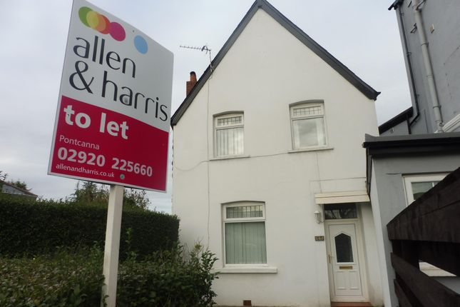 Thumbnail Property to rent in Cowbridge Road East, Canton, Cardiff