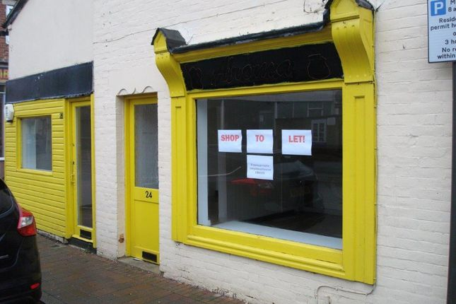 Thumbnail Retail premises to let in Hitchin Street, Biggleswade