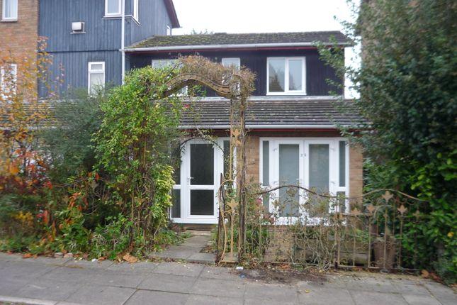 Thumbnail End terrace house to rent in Wimbledon Place, Bradwell Common, Milton Keynes