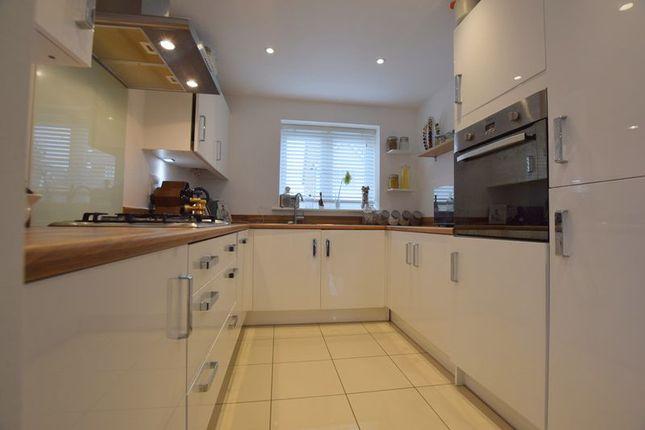 Kitchen of Hereford Way, Whitehouse Park, Milton Keynes MK8