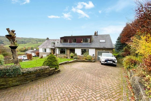 Thumbnail Link-detached house for sale in Hareholme Lane, Higher Cloughfold, Newchurch, Rawtenstall, Rossendale