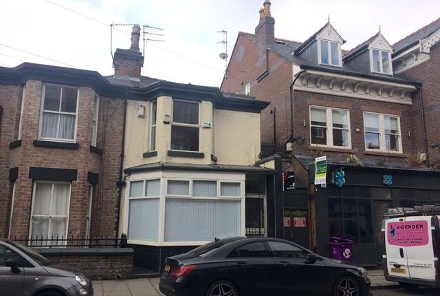 Thumbnail Office for sale in 121 Lark Lane, Liverpool
