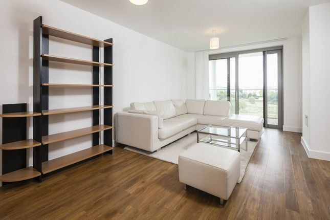 Thumbnail Flat to rent in Parkside Court, 15 Booth Road, Silvertown, London