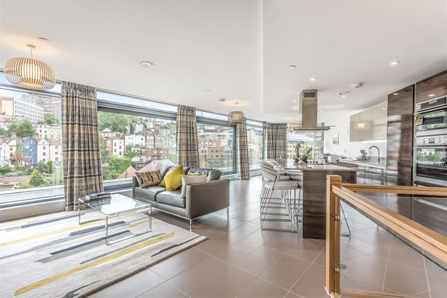 Thumbnail Flat for sale in Colston Avenue, Bristol