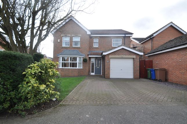 Thumbnail Detached house for sale in Old Chapel Close, Long Riston, Hull