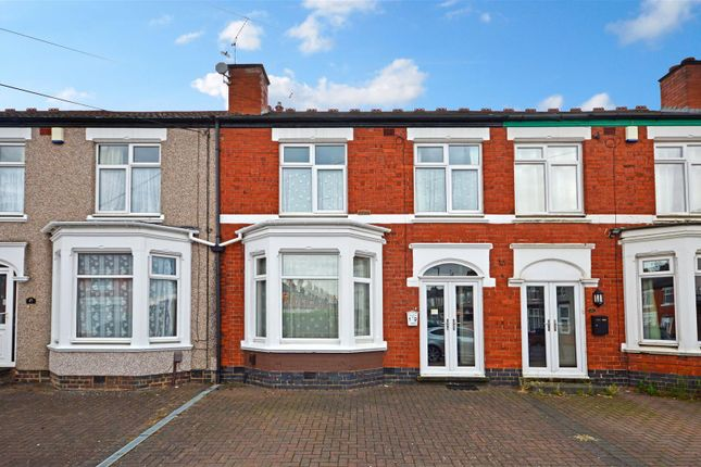 Front of Abercorn Road, Chapelfields, Coventry CV5