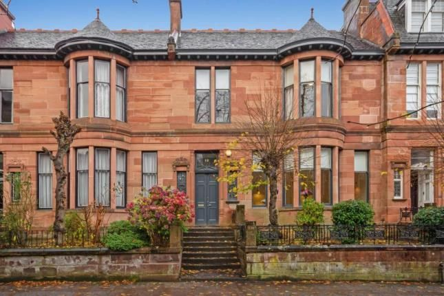 Terraced house for sale in Dowanhill Street, Dowanhill, Glasgow