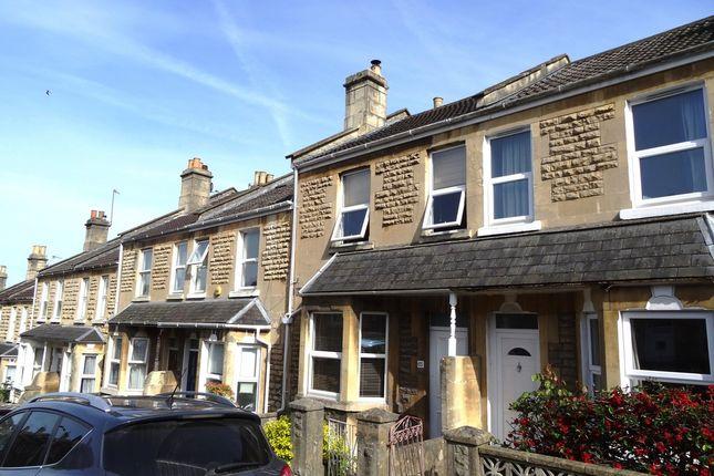 Thumbnail Terraced house for sale in St. Kildas Road, Bath