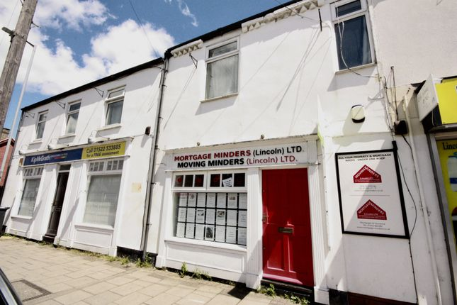 Thumbnail Retail premises to let in Office / Shop, Burton Road, Lincoln