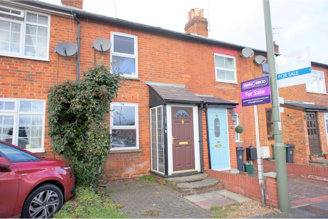 Thumbnail Terraced house for sale in London Road, Bagshot