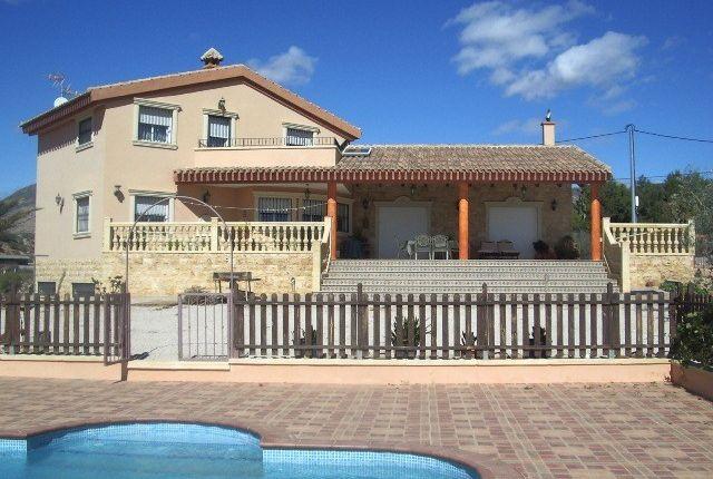 Thumbnail Villa for sale in Albatera, Valencia, Spain