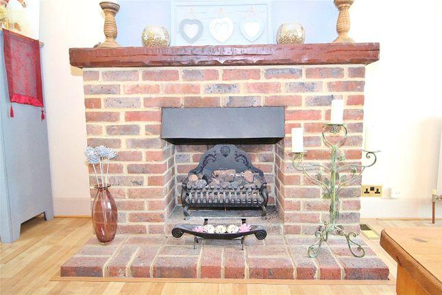 Fireplace of Cross Lane, Findon Village, West Sussex BN14