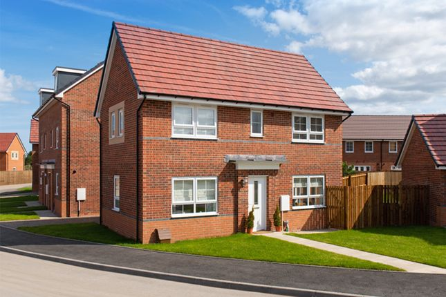 "Thumbnail End terrace house for sale in ""Ennerdale"" at Morgan Drive, Whitworth, Spennymoor"
