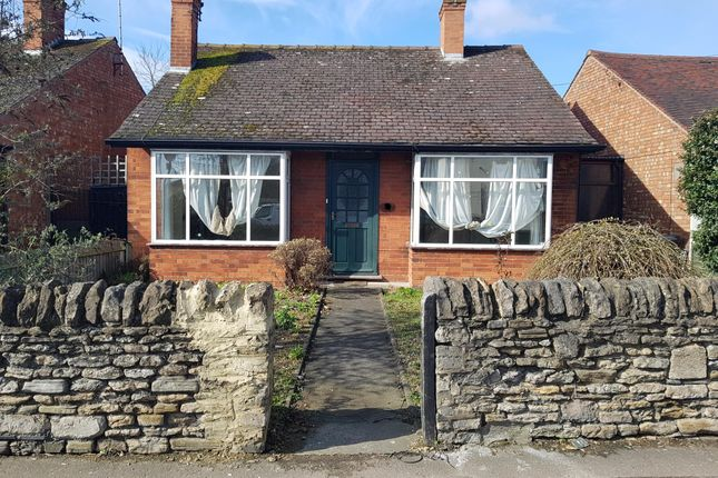 Thumbnail Bungalow to rent in Crawthorne Road, Peterborough