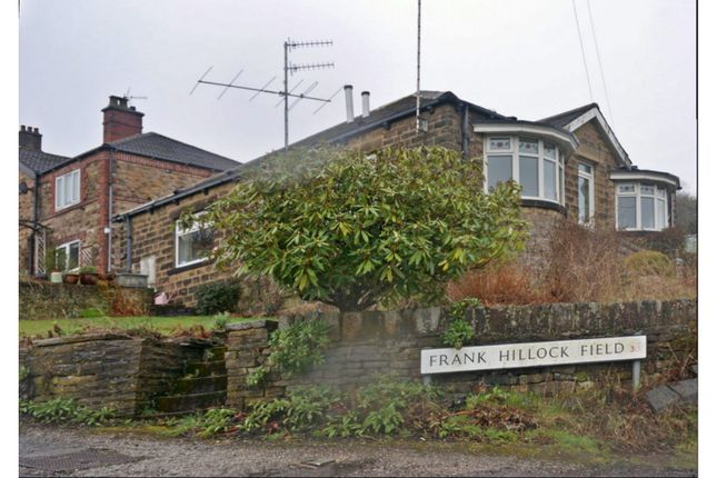 Thumbnail Detached bungalow for sale in Frank Hillock Field, Sheffield