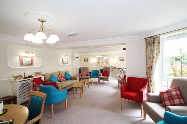 Residents Lounge of Popes Lane, Totton, Southampton SO40