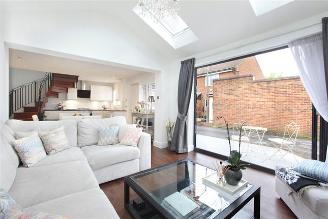 Thumbnail Semi-detached house for sale in St Benets Close, College Gardens, Tooting Bec, London