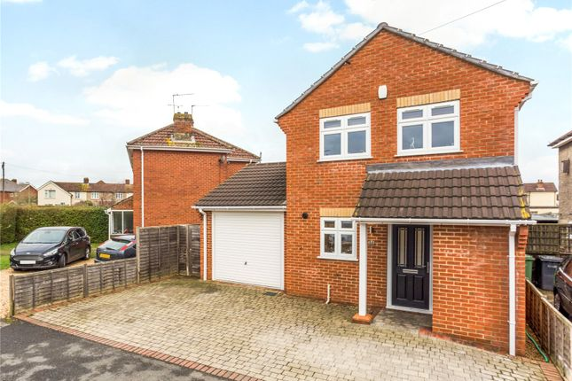 Thumbnail Detached house for sale in Spencer Road, Eastleigh, Hampshire