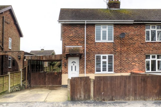 3 bed semi-detached house to rent in Elm Way, Brigg