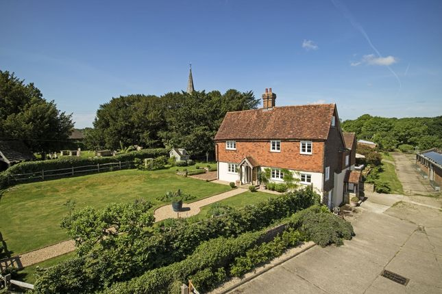 Thumbnail Detached house to rent in Crowhurst Lane, Crowhurst, Lingfield