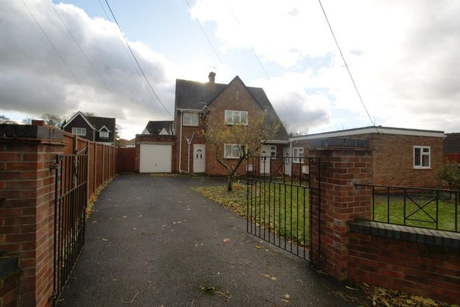 Thumbnail Detached house to rent in Acre Path, Andover
