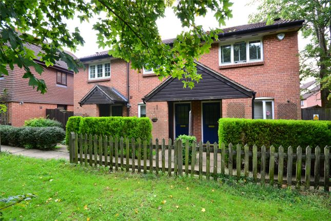 Thumbnail Terraced house to rent in Portia Grove, Warfield, Bracknell, Berkshire