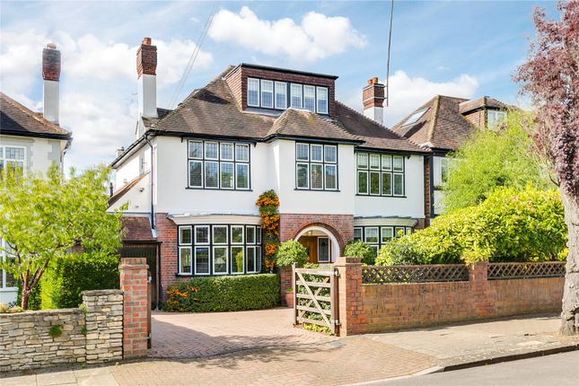 Thumbnail Detached house for sale in Roehampton Gate, Putney, London