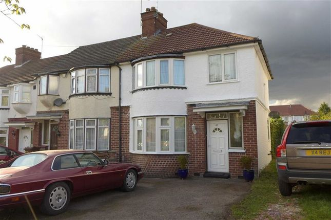 3 bed end terrace house for sale in Dryden Road, Harrow Weald, Middlesex