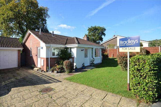 Thumbnail Detached bungalow for sale in Drake Road, Bovey Tracey, Newton Abbot, Devon