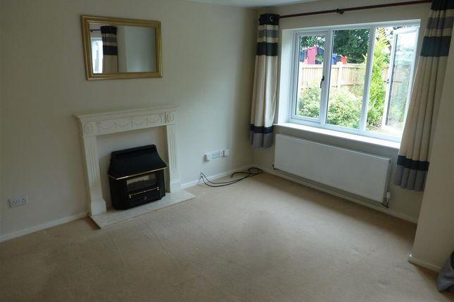 Living Room of Meadow Nook, Boulton Moor, Derby DE24