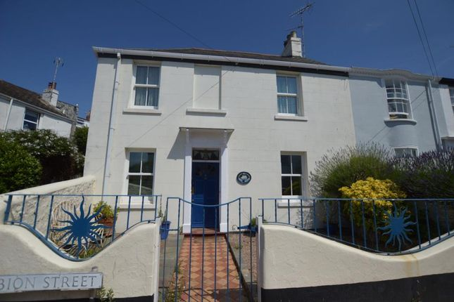 Exterior of Albion Street, Shaldon, Devon TQ14