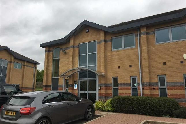 Thumbnail Office to let in First Floor, Unit 26, The Point Business Park, Market Harborough, Leicestershire