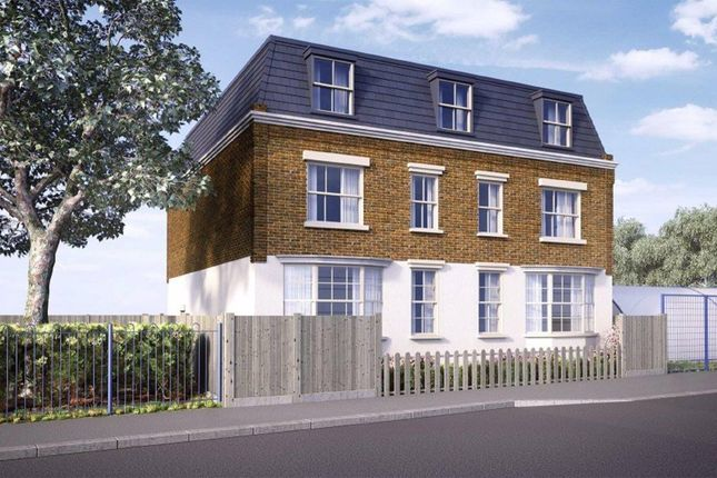 Thumbnail Flat for sale in Cherry Tree Court, Kingston