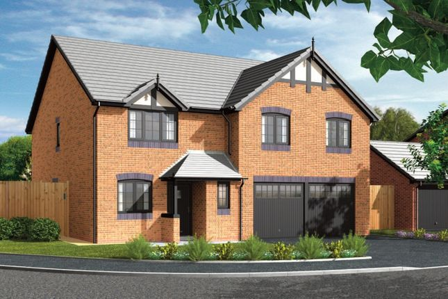 Thumbnail Detached house for sale in Daneside Park Forge Lane, Congleton, Cheshire